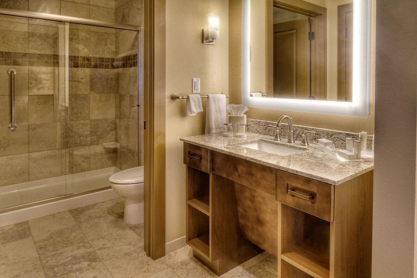 Hotel Bathroom from Erck Hotels