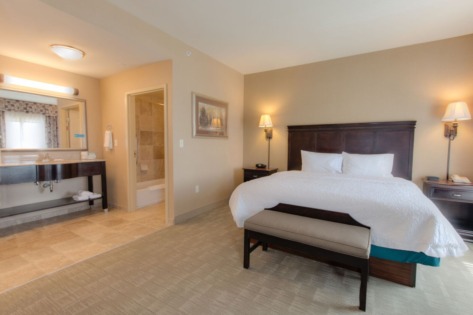 Hotel Room from Erck Hotels