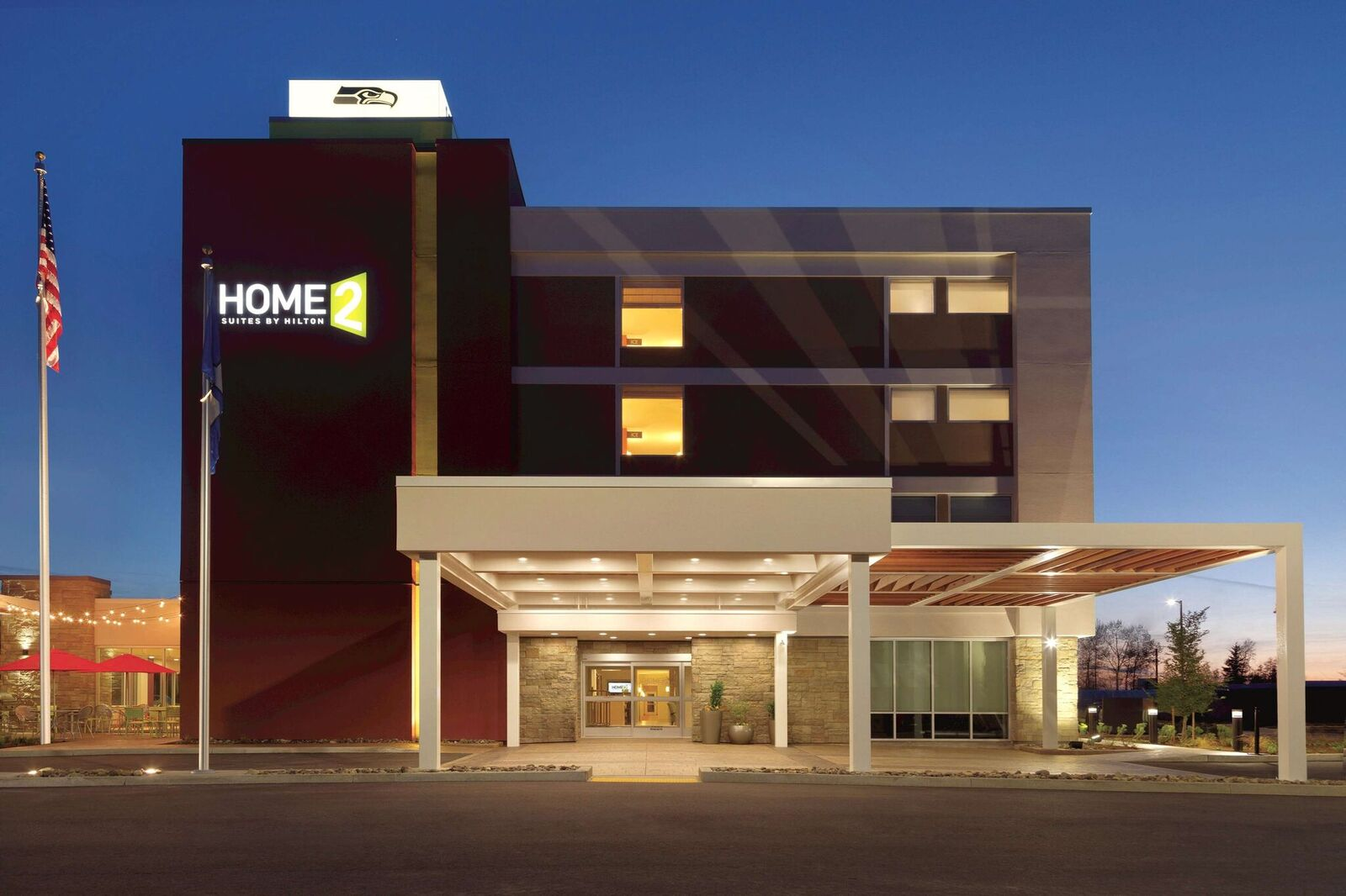 Home2 Hotel managed by Erck Hotels